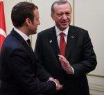 الرئيسان التركي والفرنسي يبحثان العلاقات الثنائية والقضايا الاقليمية