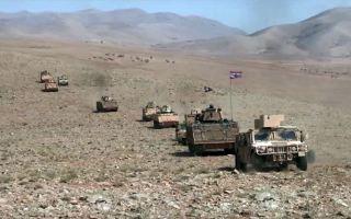 """الجيش اللبناني: تحرير مساحة واسعة عند الحدود السورية من سيطرة تنظيم """"داعش"""""""