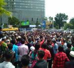 منظمات ماليزية غير حكومية تحتج على موجة العنف الجديدة ضد الروهينغا
