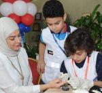 """""""الهلال الأحمر الكويتي"""": نادي المتطوع الصغير يغرس مفاهيم العطاء والعمل التطوعي"""