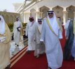مبعوث سمو الأمير يتوجه إلى دولة قطر الشقيقة