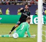 ريال مدريد بطلا للسوبر الأوروبي على حساب مانشستر يونايتد