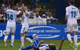 ريال مدريد يضرب ديبورتيفو لاكورونيا بثلاثية في مستهل مشواره بالدوري الإسباني