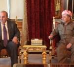 علاوي يطالب البارزاني بتجميد نتائج الاستفتاء على انفصال اقليم كردستان