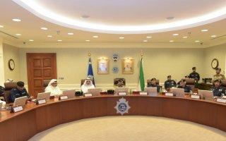 الفريق الدوسري:  تعاون بناء ومثمر من مسؤولي الحسينيات مع رجال الأمن