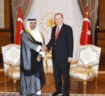 بيان مشترك بين الكويت وتركيا في ختام زيارة سمو رئيس مجلس الوزراء إلى أنقرة