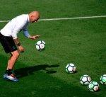زيدان يطالب بإقفال باب الانتقالات قبل بداية الموسم