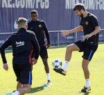 """برشلونة يسعى للثأر من """"السيدة العجوز """" .. وأولمبياكوس يواجه لشبونة في دوري الأبطال"""