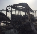 60 قتيلا وعشرات الجرحى في تفجيرين جنوبي العراق وداعش يتبنى