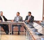 الرئيس الغانم: مجلس الأمة سيتقدم ببند طارئ في مؤتمر سان بطرسبيرغ بروسيا حول المجازر التي تعرض لها المسلمين الروهينغا في ميانمار