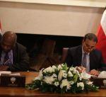الكويت توقع اتفاقيتي تعاون لدعم التعليم في جمهورية فانواتو