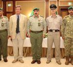 """""""الحرس الوطني"""": نتعاون مع أفضل الكليات العسكرية لصقل كفاءة منتسبينا"""