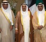 سمو الأمير يستقبل وزير التربية والتعليم العالي