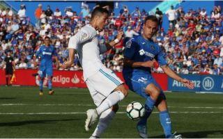 كريستيانو رونالدو ينقذ ريال مدريد من فخ خيتافي