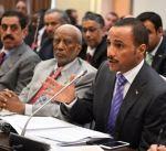 """الغانم: توافق بين المجموعتين العربية والإسلامية بشأن انتخابات """"البرلماني الدولي"""" وقضية """"الروهينغا"""""""