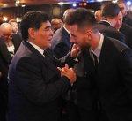 مارادونا : كل ما يقال عن وجود خلاف مع ميسي .. شائعات