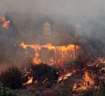 23 قتيلا على الأقل جراء حرائق ضخمة في كاليفورنيا