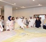 """رئيس """"متابعة الاداء الحكومي"""" يشيد بجهود العاملين بمشروع مبنى الركاب الجديد """"اا"""" بالمطار"""