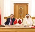 قطر وتركيا توقعان عددا من اتفاقيات التعاون ومذكرات التفاهم