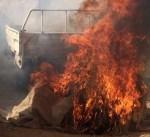 الجيش المصري: تدمير بؤر إرهابية للمتطرفين بسيناء