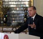 """الرئيس التركي يتعهد بتحرير مدينتين سوريتين حدوديتين من التنظيمات """"الإرهابية"""""""