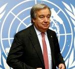 الأمين العام للأمم المتحدة: مستعدون لتقديم المساعدة لضحايا الزلزال