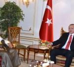 الرئيس التركي يستقبل سمو رئيس مجلس الوزراء الكويتي
