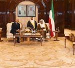 سمو رئيس الوزراء يستقبل رئيس المجلس الأعلى للحسابات في المملكة المغربية