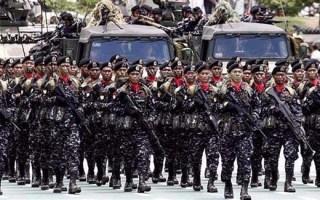 """جيش الفلبين يدعم خطة لإعلان المتمردين الشيوعيين """"إرهابيين"""""""