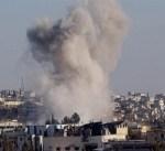 مقتل وإصابة 25 شخصاً في قصف شمال حمص