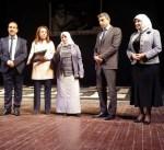 مهرجان المبدعين من ذوي الإحتياجات الخاصة يكرم الكويتية كوثر الجوعان