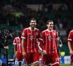 بايرن ميونيخ يحقق فوزا صعبا على سيلتيك في دوري أبطال أوروبا