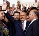 صالح يدعو لانتفاضة على الحوثي وصفحة جديدة مع الجوار