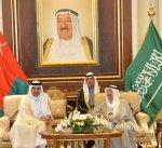 أمير قطر: نأمل أن تسهم القمة الخليجية في المحافظة على أمن واستقرار المنطقة