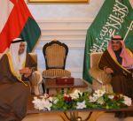الشيخ صباح الخالد يستقبل وزير الدولة للشؤون الخارجية في الإمارات الشقيقة