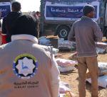 """""""النجاة الخيرية"""" تدشن حملة شتوية لدعم اللاجئين السوريين بالأردن"""