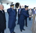 """سمو الأمير يغادر اسطنبول بعد ترؤسه وفد الكويت بقمة """"القدس"""" الاستثنائية"""