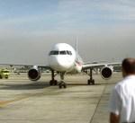 طائرة مجرية تهبط اضطرارياً في مطار صوفيا