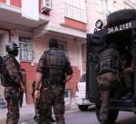 السلطات الأمنية التركية توقف 34 مشتبها بالانتماء لتنظيمات إرهابية الشهر الجاري