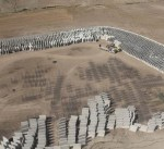 تركيا تنهي بناء النصف الأول للجدار الفاصل مع ايران