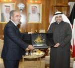 وزير الإعلام: العلاقات الكويتية المغربية مميزة وتاريخية