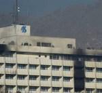 18 قتيلا بهجوم على فندق فخم في كابل بينهم 14 أجنبيا