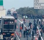 عودة التوتر إلى كاليه الفرنسية بعد تدفق جديد للمهاجرين