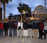 """وفد طلبة """"كن من المتفوقين"""" يزور مدينتين ومشروعا للصندوق الكويتي للتنمية في ألبانيا"""