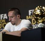 ريبيري: الكرة الذهبية سرقت مني في 2013