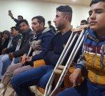 الكويت تتكفل بتركيب أطراف صناعية لنحو 66 مصابا بالموصل