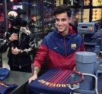 برشلونة يقدم كوتينيو اليوم بقميص البلوغرانا