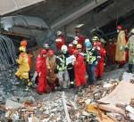 زلزال جديد بقوة 5.7 ريختر يضرب ساحل تايوان