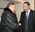 رئيس مجلس الأمة والوفد البرلماني يختتم زيارته لجنيف
