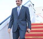 رئيس مجلس الأمة والوفد المرافق عادوا إلى البلاد